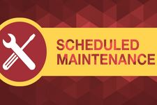 ScheduledMaintenance