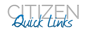 Citizen Quick Links
